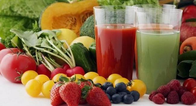 Наш организм и витамины