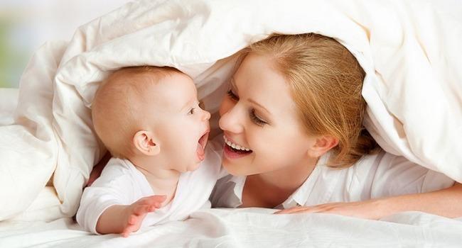 Поведение новорожденных детей