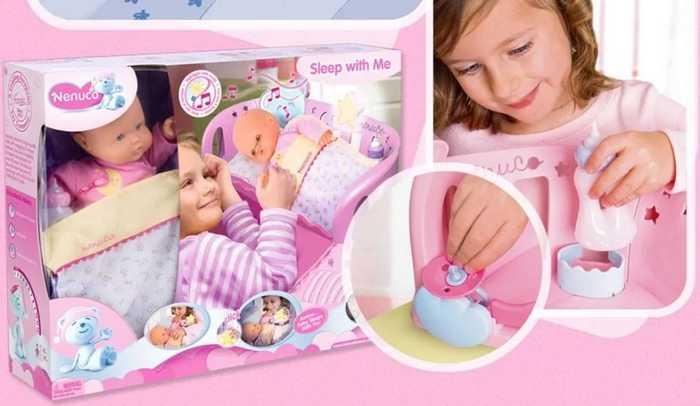 Интерактивная кукла Nenuco